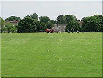 SU6050 : View across Stratton Park by Given Up