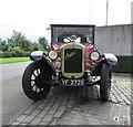 NT3799 : Vintage car, Methil by Bill Kasman