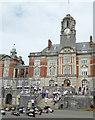 SX8751 : Britannia Royal Naval College - public open day by Chris Allen