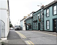 J5950 : Fiddlers' Green Hotel, Portaferry by Eric Jones