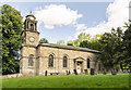 SK7565 : Church of the Holy Rood, Ossington by Julian P Guffogg