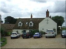TL4279 : The Anchor Inn, Sutton Gault by JThomas