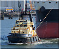 J3778 : The 'Svitzer Mercia' at Belfast by Rossographer
