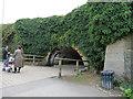 SE2641 : Subway under Otley Road, Golden Acre Park by Stephen Craven
