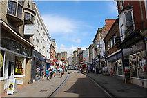 ST5445 : High Street (1) by Chris' Buet