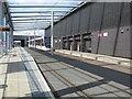 NT1772 : Edinburgh Gateway Tram Stop on the Edinburgh Tram Route by G Laird