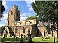 TL2970 : St James church in Hemingford Grey by Richard Humphrey