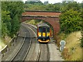 SK4433 : Passing under Hopwell Road bridge by Alan Murray-Rust