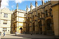 SP5106 : Bodleian Library buildings, Oxford by Christopher Hilton