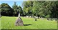 NZ2934 : Cemetery at Metal Bridge by Trevor Littlewood