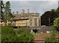 ST4959 : Coombe Lodge from Menlea by Neil Owen