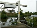 SK4432 : Water Intake Station, Draycott by Alan Murray-Rust