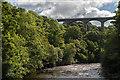 SJ2642 : Pontcysyllte Aqueduct from Cysylltau Bridge by Oliver Mills