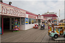 TG5307 : Britannia Pier, Great Yarmouth by Oliver Mills
