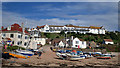 SX6740 : Hope Cove 3 by Robert Ashby