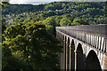 SJ2742 : Pontcysyllte Aqueduct by Oliver Mills