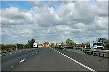 SK8840 : A1 northbound by Robin Webster