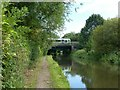 SJ9422 : Staffordshire and Worcestershire Canal, Baswich by Alan Murray-Rust