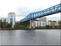 NZ2463 : Queen Elizabeth II Bridge by Oliver Dixon