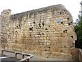NZ2463 : Fragment of the Newcastle Town Wall by Oliver Dixon