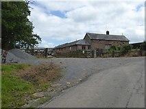 SS9011 : Thongsleigh Farm by David Smith
