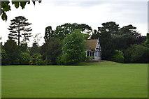 TL0450 : Pavilion, Bedford Park by N Chadwick