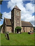 SO8090 : Bobbington church by Philip Halling