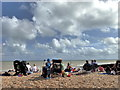 TV6198 : Eastbourne Beach : Week 33