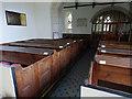 NU1019 : St Maurice, Eglingham - box pews by Stephen Craven