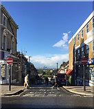 TQ3370 : Top of Woodland Road, Crystal Palace, south London by Robin Stott