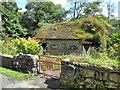SN0717 : Outbuilding near Llawhaden by PAUL FARMER