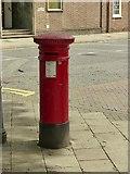 SJ9223 : Postbox ref: ST16 23, Eastgate Street, Stafford by Alan Murray-Rust