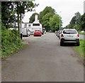 SO3002 : Wain-y-Clare access road near Pontypool by Jaggery