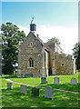 TL2445 : Church of All Saints, Eyeworth by Jim Osley