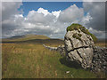 SD7076 : Standing Stone, Scales Moor by Karl and Ali