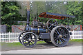 SJ6903 : Blists Hill Victorian Town - traction engine by Chris Allen