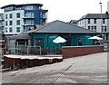 SX9980 : Rockfish, Pier Head, Exmouth by Jaggery