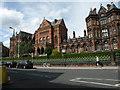 SE2933 : Leeds General Infirmary, Great George Street by Keith Edkins