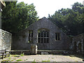SE1665 : St Mary's old church, Pateley Bridge - inside by Stephen Craven