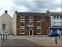 SJ9223 : 2 Mount Street, Stafford by Alan Murray-Rust