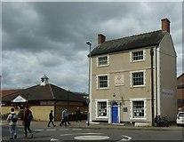 SJ9223 : St Bernard's House, 23, Broad Street, Stafford by Alan Murray-Rust