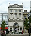 SJ9223 : Former National Provincial Bank building, Market Square, Stafford by Alan Murray-Rust