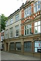 SJ9223 : HSBC bank, Market Square, Stafford by Alan Murray-Rust