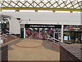 ST2995 : Cwmbran Fancy Dress shop in Cwmbran Shopping Centre by Jaggery