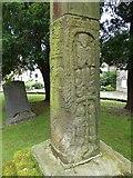 SD4964 : St Wilfrid, Halton: churchyard (3) by Basher Eyre