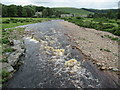 NU0116 : River Breamish and Ingram Farm by Les Hull