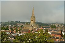 SX9192 : St. Michael and All Angels Church, Exeter by Andrew Tryon