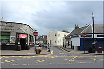 NS3525 : Gardiner Street, Prestwick by Billy McCrorie