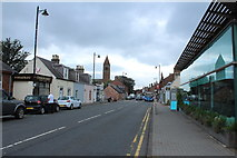 NS3525 : Main Street, Prestwick by Billy McCrorie