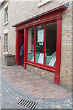 SJ6903 : Blists Hill Victorian Town - fish and chips shop by Chris Allen
